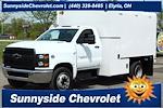 2021 Chevrolet Silverado 5500 Regular Cab DRW 4x2, Arbortech Chipper Body #901502 - photo 1