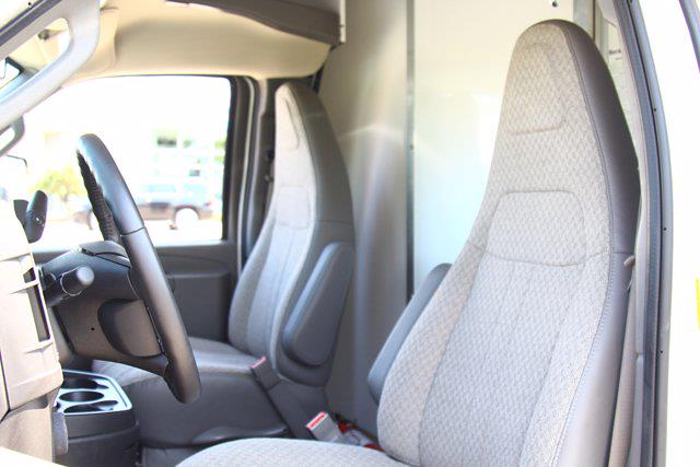 2021 Express 4500 DRW 4x2,  Rockport Cargoport Cutaway Van #901624 - photo 13