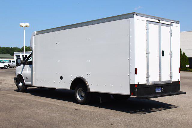 2021 Express 4500 DRW 4x2,  Rockport Cargoport Cutaway Van #901624 - photo 9