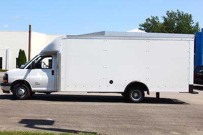2021 Express 4500 DRW 4x2,  Rockport Cargoport Cutaway Van #901624 - photo 10