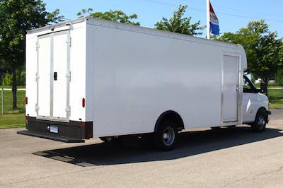 2021 Express 4500 DRW 4x2,  Rockport Cargoport Cutaway Van #901624 - photo 2