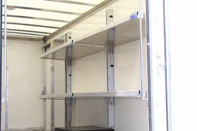 2021 Express 4500 DRW 4x2,  Rockport Cargoport Cutaway Van #901624 - photo 6