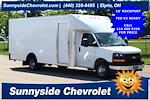 2021 Express 4500 DRW 4x2,  Rockport Cargoport Cutaway Van #901624 - photo 1