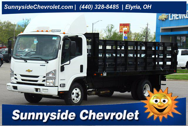 2020 Chevrolet LCF 3500 Regular Cab DRW 4x2, Knapheide Stake Bed #901626 - photo 1