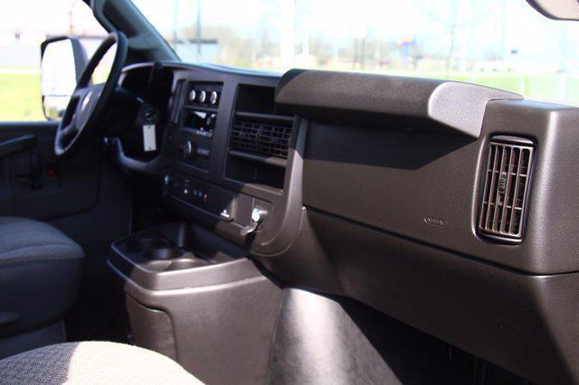 2021 Chevrolet Express 4500 DRW 4x2, Unicell Aerocell Cutaway Van #901661 - photo 24