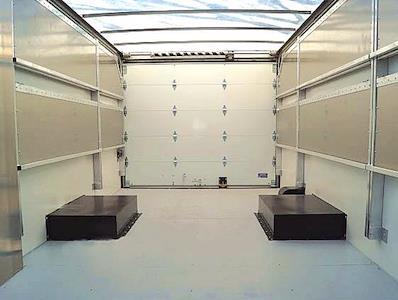 2021 Express 3500 DRW 4x2,  Rockport Cargoport Cutaway Van #901677 - photo 3