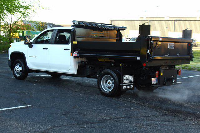 2021 Chevrolet Silverado 3500 Crew Cab 4x2, Monroe Dump Body #901702 - photo 1