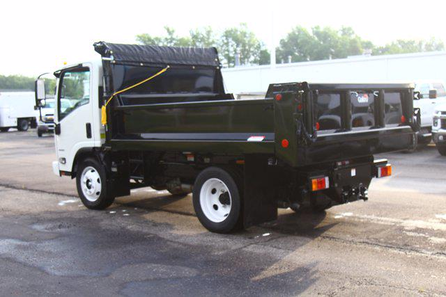 2021 LCF 4500 Regular Cab 4x2,  Galion 100U Dump Body #901703 - photo 2