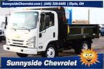 2021 LCF 4500 Regular Cab 4x2,  Galion 100U Dump Body #901703 - photo 1