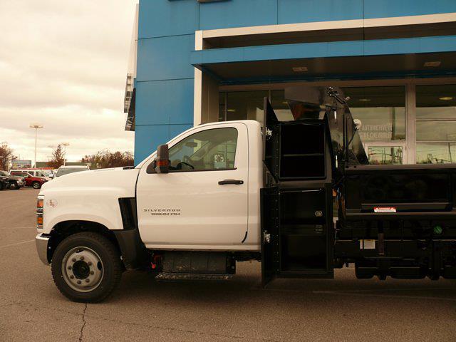2021 Silverado 5500 Regular Cab DRW 4x2,  Cab Chassis #901708 - photo 4