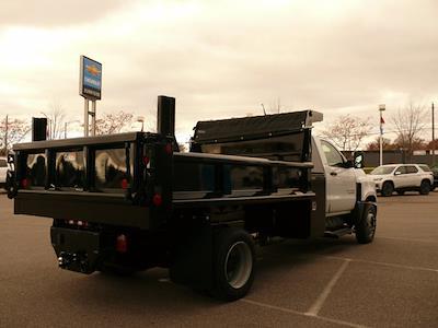 2021 Silverado 5500 Regular Cab DRW 4x2,  Cab Chassis #901708 - photo 2
