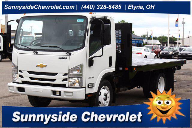 2021 Chevrolet LCF 4500 Regular Cab 4x2, Knapheide Platform Body #901733 - photo 1