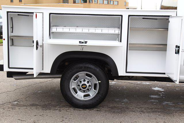 2021 Chevrolet Silverado 2500 Double Cab 4x4, Monroe AL Series MSS II Service Body #901744 - photo 11