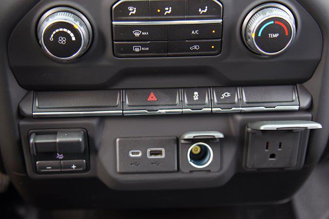 2021 Chevrolet Silverado 2500 Double Cab 4x4, Monroe AL Series MSS II Service Body #901744 - photo 26