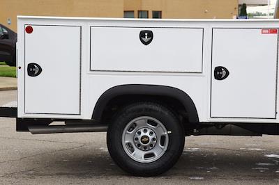2021 Chevrolet Silverado 2500 Double Cab 4x4, Monroe AL Series MSS II Service Body #901744 - photo 10