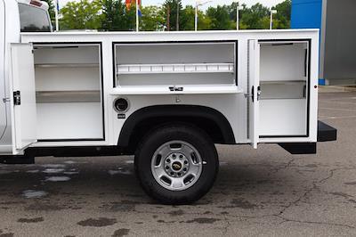 2021 Chevrolet Silverado 2500 Double Cab 4x4, Monroe AL Series MSS II Service Body #901744 - photo 12