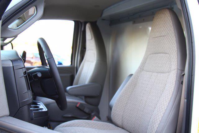 2021 Chevrolet Express 3500 4x2, Reading Aluminum CSV Service Utility Van #901763 - photo 11