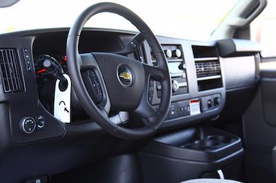 2021 Chevrolet Express 3500 4x2, Reading Aluminum CSV Service Utility Van #901763 - photo 12