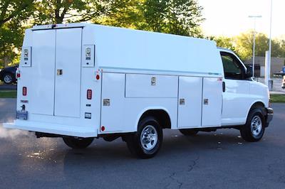 2021 Chevrolet Express 3500 4x2, Reading Aluminum CSV Service Utility Van #901763 - photo 3