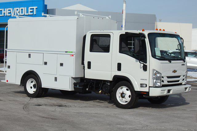 2021 LCF 4500 Crew Cab 4x2,  Cab Chassis #901792 - photo 3