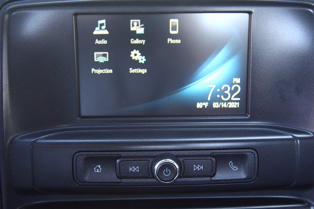 2021 Silverado 5500 Regular Cab DRW 4x2,  Cab Chassis #901814 - photo 18