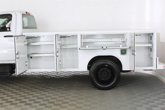 2019 Silverado Medium Duty DRW 4x2,  Reading Classic II Aluminum  Service Body #99331 - photo 13