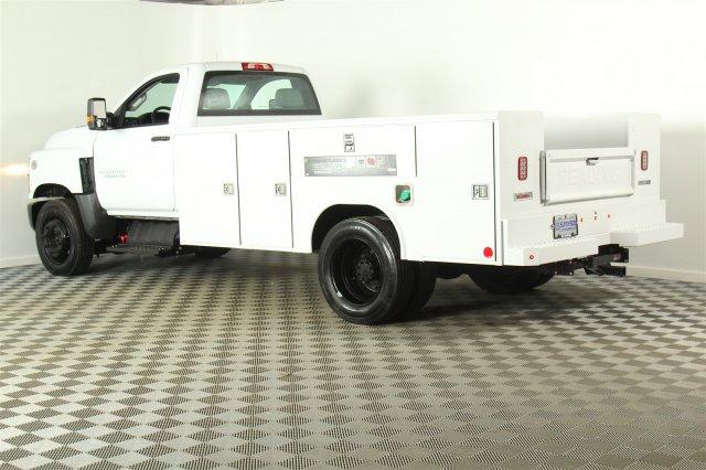 2019 Silverado Medium Duty DRW 4x2,  Reading Classic II Aluminum  Service Body #99331 - photo 6