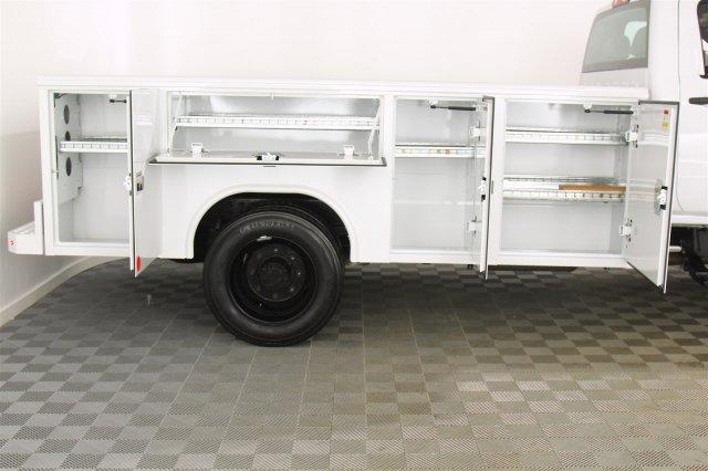 2019 Silverado Medium Duty DRW 4x2,  Reading Classic II Aluminum  Service Body #99331 - photo 8