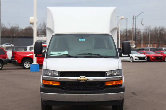 2019 Express 3500 4x2, Unicell Aerocell CW Cutaway Van #99376 - photo 4