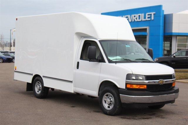 2019 Express 3500 4x2, Unicell Aerocell CW Cutaway Van #99376 - photo 3