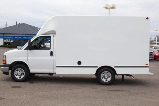 2019 Express 3500 4x2, Unicell Aerocell CW Cutaway Van #99376 - photo 7