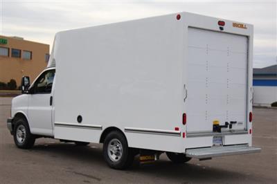 2019 Express 3500 4x2, Unicell Aerocell CW Cutaway Van #99376 - photo 2