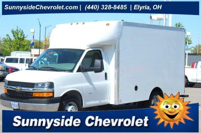 2019 Chevrolet Express 3500 4x2, Supreme Cutaway Van #99560 - photo 1