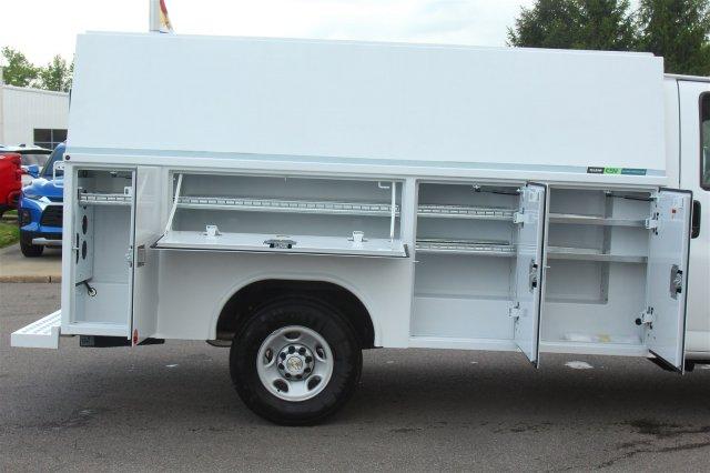 2019 Express 3500 4x2,  Reading Aluminum CSV Service Utility Van #99581 - photo 10