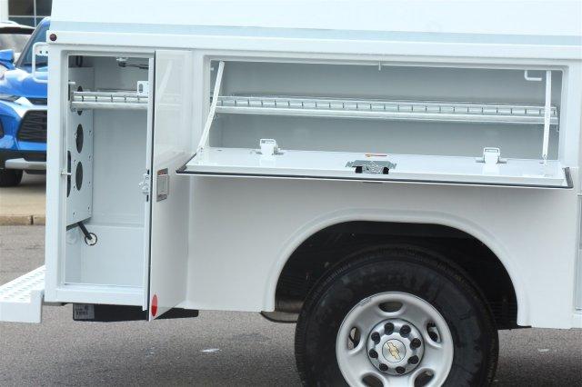 2019 Express 3500 4x2,  Reading Aluminum CSV Service Utility Van #99581 - photo 12