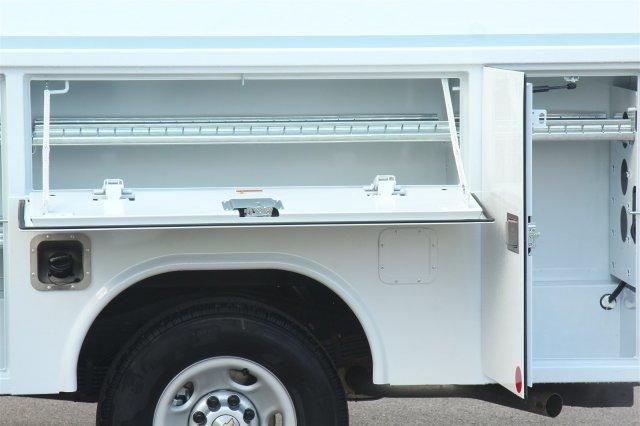 2019 Express 3500 4x2,  Reading Aluminum CSV Service Utility Van #99581 - photo 21