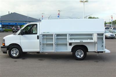 2019 Express 3500 4x2,  Reading Aluminum CSV Service Utility Van #99581 - photo 20