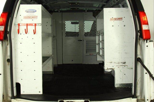 2018 GMC Savana 2500 4x2, Upfitted Cargo Van #C3741 - photo 1