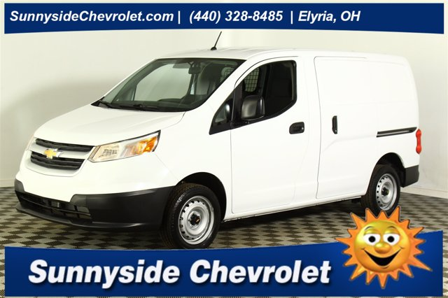 2017 Chevrolet City Express FWD, Empty Cargo Van #C3820 - photo 1