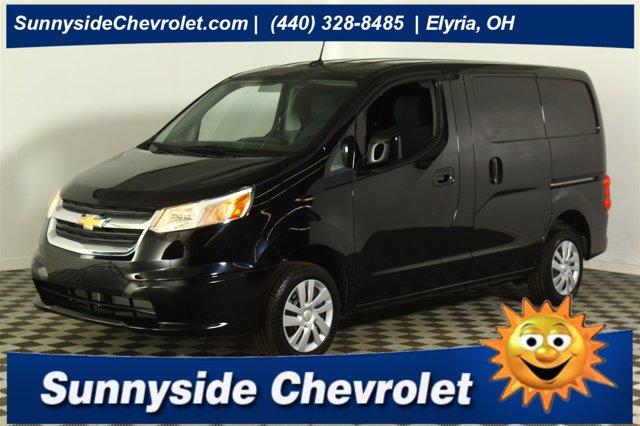 2017 Chevrolet City Express FWD, Empty Cargo Van #C3821 - photo 1