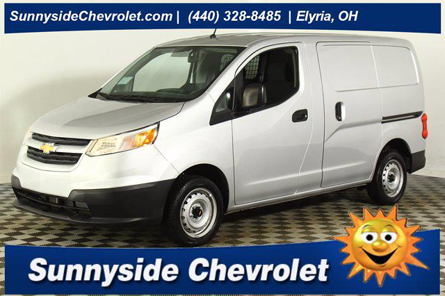 2017 Chevrolet City Express FWD, Empty Cargo Van #C3874 - photo 1