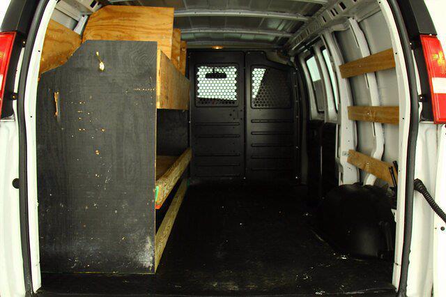 2018 GMC Savana 2500 4x2, Upfitted Cargo Van #C4053 - photo 1