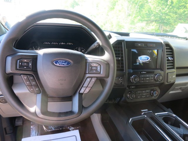 2017 F-150 Crew Cab 4x4 Pickup #17F500 - photo 11