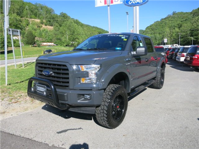 2017 F-150 Crew Cab 4x4 Pickup #17F500 - photo 1