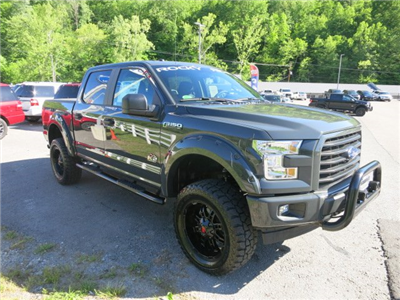 2017 F-150 Crew Cab 4x4 Pickup #17F500 - photo 4