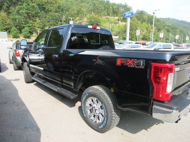 2017 F-250 Crew Cab 4x4 Pickup #17F713 - photo 2