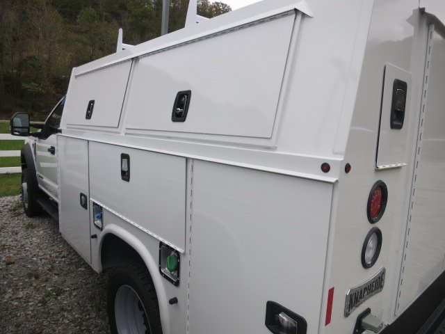 2017 F-450 Super Cab DRW 4x4 Service Utility Van #17F754 - photo 2