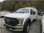 2017 F-450 Super Cab DRW 4x4 Service Utility Van #17F754 - photo 1