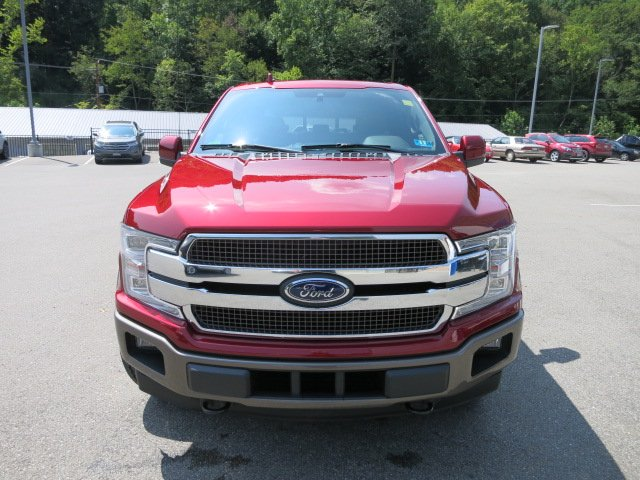 2018 F-150 Crew Cab 4x4 Pickup #18F005 - photo 3