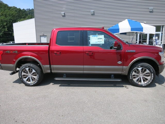 2018 F-150 Crew Cab 4x4 Pickup #18F005 - photo 5